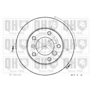 QH BDC4700 Гальмiвнi диски