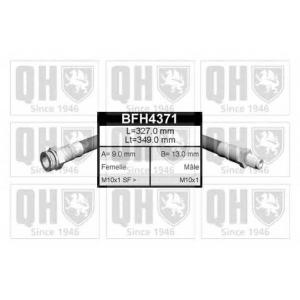 QUINTON HAZELL BFH4371 Тормозные шланги