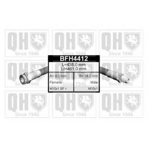 QUINTON HAZELL BFH4412 Тормозные шланги