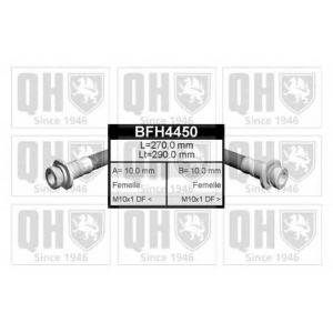 QUINTON HAZELL BFH4450 Тормозные шланги