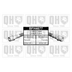 QUINTON HAZELL BFH4677 Тормозные шланги