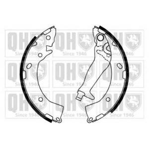QH BS1173 Гальмiвнi колодки барабаннi