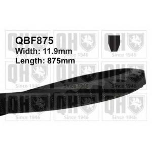 QH QBF875 Ремень клиновидный 11x875
