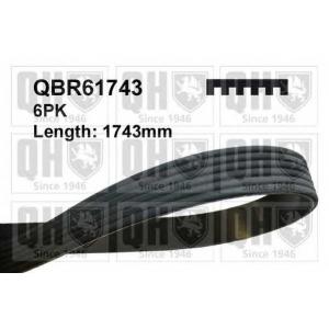 QH QBR61743 Ремiнь клиновий