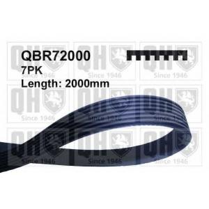 QH QBR72000 Ремiнь клиновий