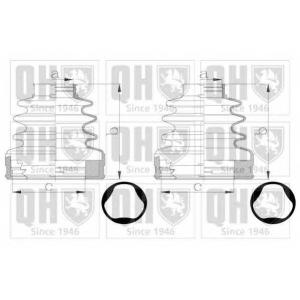 QUINTON HAZELL QJB2794 Комплект пылника, приводной вал