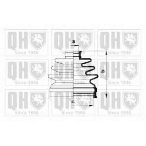 QH QJB985 Пильник привiдного валу