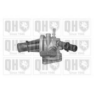 QH QTH608K Термостат fiat doblo/opel astra h/corsa d 1.3jtd/cdti 08.05-
