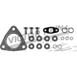 VICTOR REINZ 04-10048-01 Монтажний комплект турбіни AUDI/SKODA/VW A4,A6,A8,AllRoad,Superb,Passat 2,5TDI 97-05