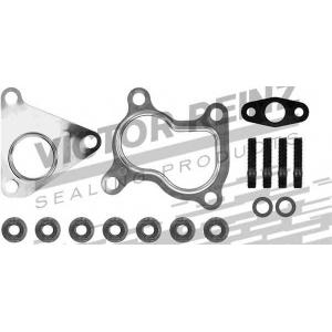 Монтажний комплект турбіни DACIA/RENAULT/NISSAN Lo 041005301 reinz -