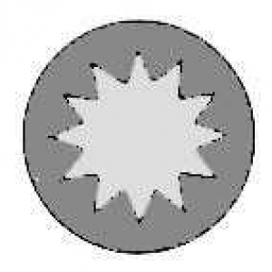 Комплект болтов головки цилидра 143203303 reinz - MERCEDES-BENZ E-CLASS (W124) седан E 300 D (124.131)