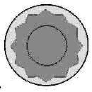 Комплект болтов головки цилидра 143206001 reinz - MERCEDES-BENZ NG  1219
