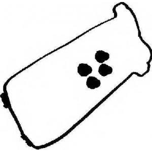 152865201 reinz Комплект прокладок, крышка головки цилиндра