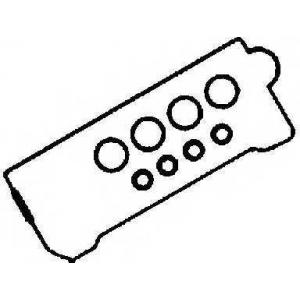Комплект прокладок, крышка головки цилиндра 155310601 reinz - TOYOTA AVENSIS (_T22_) седан 1.6 (AT220_)