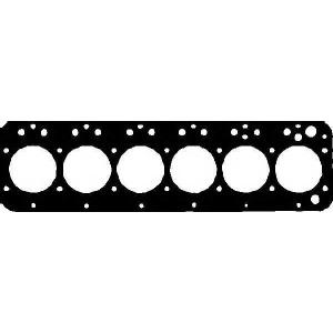 Прокладка, головка цилиндра 613393510 reinz - IVECO EuroCargo  80 E 18, 80 E 18 P, 18 E 80 FP