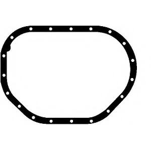Прокладка, маслянный поддон 712126710 reinz - MERCEDES-BENZ HECKFLOSSE (W111, W112) седан 220 B (111.010)
