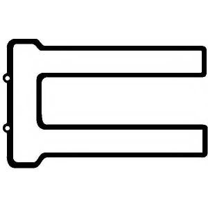 Прокладка, крышка головки цилиндра 712136630 reinz - ALFA ROMEO GTV (116) купе 2.0 (116.36 E)