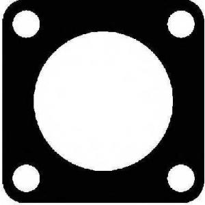 Прокладка, труба выхлопного газа 712568300 reinz - AUDI 100 (44, 44Q, C3) седан 2.2 Turbo