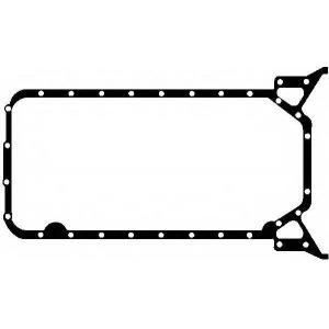 Прокладка, маслянный поддон 712620410 reinz - MERCEDES-BENZ 190 (W201) седан D 2.0 (201.122)