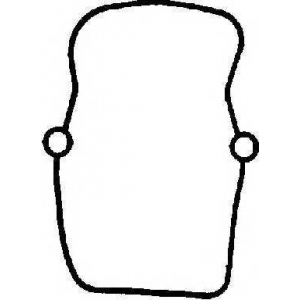 VICTOR REINZ 71-33799-00 прокладка клапанной крышки (OM501/OM502) до 084423
