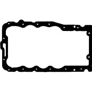 Прокладка, маслянный поддон 713416600 reinz - OPEL CORSA D Наклонная задняя часть 1.4