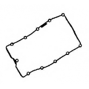 Прокладка, крышка головки цилиндра 713604800 reinz - AUDI A6 (4F2, C6) седан 2.0 TDI