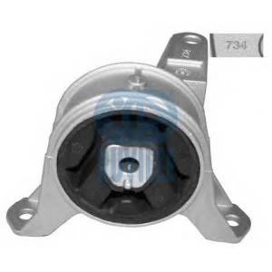 RUVILLE 325370 Подушка двигателя OPEL (пр-во Ruville)