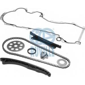RUVILLE 3458010SD Комплект цепи привода распредвала (пр-во Ruville)