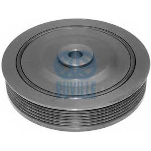 RUVILLE 515503 Ременный шкив, коленчатый вал