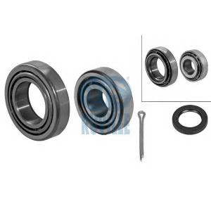 RUVILLE 5212 Комплект подшипника ступицы колеса