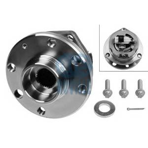 Комплект подшипника ступицы колеса 5332 ruville - OPEL ASTRA G Наклонная задняя часть (F48_, F08_) Наклонная задняя часть 1.2 16V