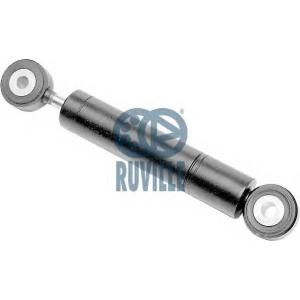 RUVILLE 55135 Амортизатор, поликлиновой ремень