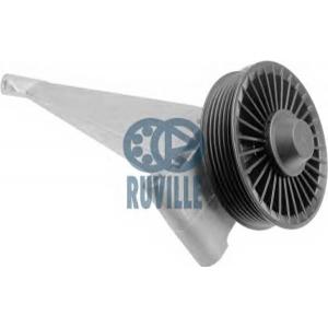RUVILLE 55138 Паразитный / ведущий ролик, поликлиновой ремень