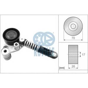 RUVILLE 55150 Натяжитель ремня приводного ssangyong 2.0d 10-