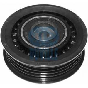 RUVILLE 55181 Паразитный / ведущий ролик, поликлиновой ремень