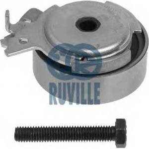 RUVILLE 55302 Ролик натяжной DAEWOO Lanos седан (KLAT) 1.5 CHEVROLET AVEO седан (T250, T255) 1.5  (пр-во Ruville)