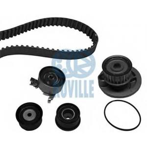RUVILLE 55306701 Водяной насос + комплект зубчатого ремня