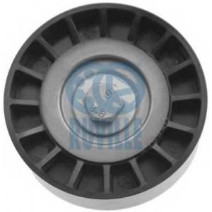 RUVILLE 56023 Натяжной ролик, поликлиновой  ремень