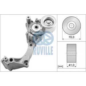 RUVILLE 56955 PLNapinacz paska wielorowkowego TOYOTA LAND CRUISER 4.5D4-D 01.08-