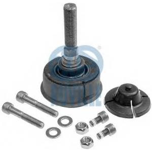 ремонтный комплект, несущие / направляющие шарниры 915130 ruville - MERCEDES-BENZ S-CLASS (W126) седан 260 SE (126.020)