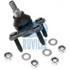 RUVILLE 925436 Кульова опора AUDI/SEAT/SKODA/VW A3/Leon/Octavia/Caddy/Golf/Touran \FL \04>>