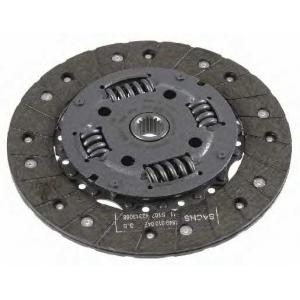 SACHS 1862516345 Ведомый диск сцепления