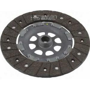 Диск сцепления 1864528441 sachs - AUDI COUPE (89, 8B) купе 2.6