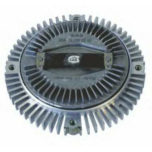 Сцепление, вентилятор радиатора 2100020031 sachs - MERCEDES-BENZ C-CLASS (W202) седан C 200 D (202.120)