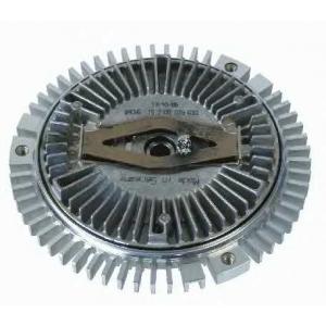 Сцепление, вентилятор радиатора 2100039033 sachs - VW LT 28-46 II c бортовой платформой/ходовая часть (2DX0FE) c бортовой платформой/ходовая часть 2.8 TDI