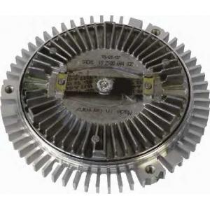 Сцепление, вентилятор радиатора 2100044032 sachs - AUDI A8 (4D2, 4D8) седан 2.5 TDI