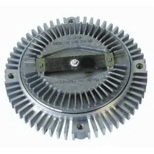 Сцепление, вентилятор радиатора 2100078031 sachs - AUDI 100 (4A, C4) седан 2.4 D