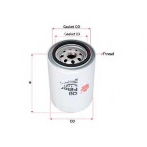 SAKURA AUTOMOTIVE C1121 Фильтр масляный