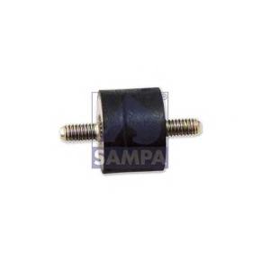 SAMPA 011.152 617 988 0111 буфер крепл.корпуса возд.фильтра(М6/25х42)
