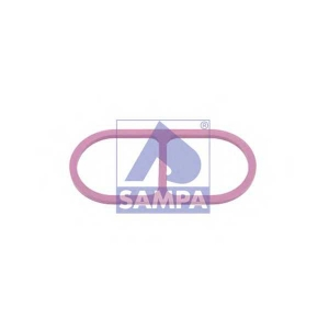 SAMPA 032.170 Прокладка, маслянный радиатор
